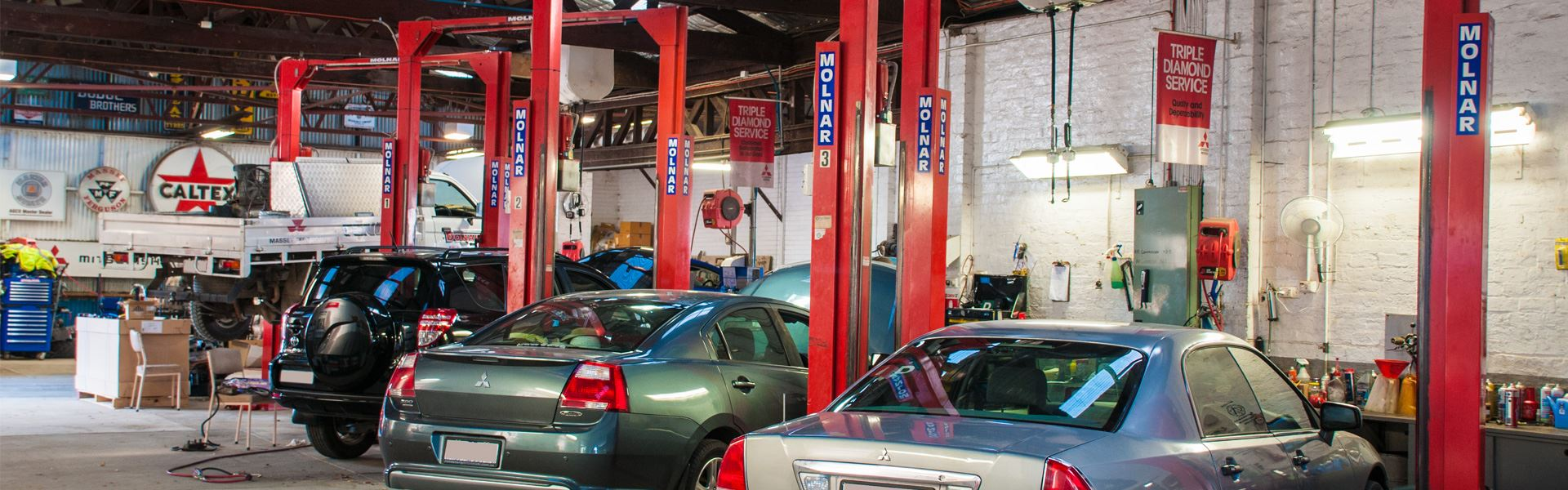 We sell, service & repair new and used cars